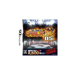 (DS) プロレス検定DS(監修:週刊プロレス)  (管理:370732)|collectionmall