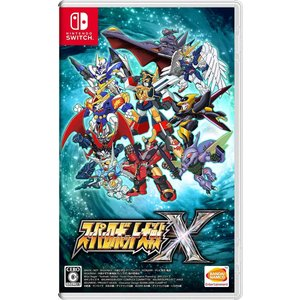(Switch)スーパーロボット大戦X(管理:382045)|collectionmall