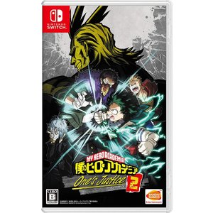 (Switch)僕のヒーローアカデミア One's Justice2((管理:382079)|collectionmall
