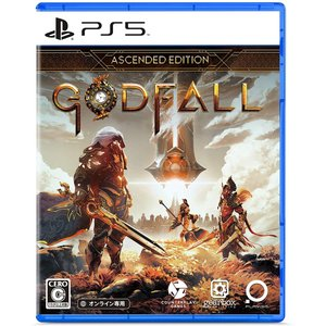 PS5Godfall(ゴッドフォール)Ascended Edition (中古品)(管理番号:435009)|collectionmall