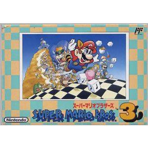 (FC) スーパーマリオブラザーズ3 (管理:9388) collectionmall