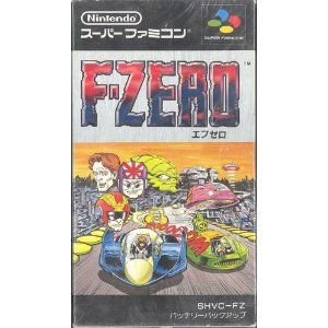 (SFC) F-ZERO(エフゼロ) (管理:3050)|collectionmall