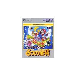(GB) スーパーマリオランド2  6つの金貨 ( 管理:6154)|collectionmall