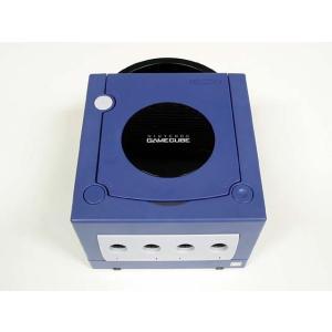 任天堂 NINTENDO GAMECUBE(ゲームキューブ) バイオレット 本体のみ (管理:30314)|collectionmall