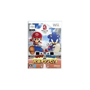 (Wii) マリオ&;ソニック AT 北京オリンピック  (管理:380095)|collectionmall