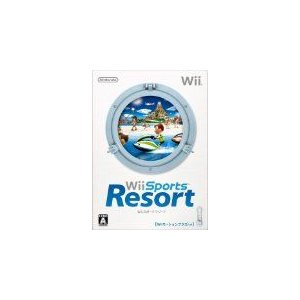(Wii) Wiiスポーツ リゾート Wiiモーションプラス (シロ) 同梱 ※外箱なし (管理:380328)|collectionmall