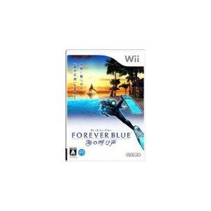 (Wii) フォーエバーブルー 海の呼び声 (管理:380349)