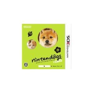 (3DS) nintendogs + cats 柴& Newフレンズ  (管理:410002)