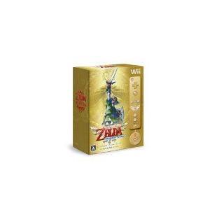 (Wii) ゼルダの伝説 スカイウォードソード ゼルダ25周年パック  (管理:380552)
