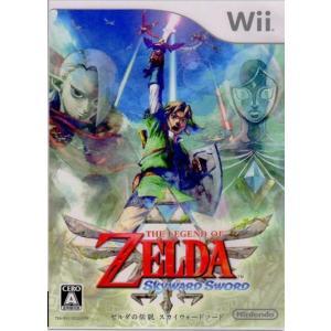(Wii) ゼルダの伝説 スカイウォードソード 通常版 (管理:380592)|collectionmall