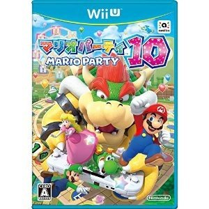 (Wii U) マリオパーティ10 (管理:381090)|collectionmall