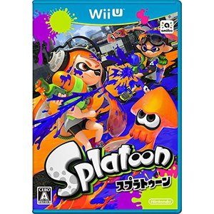 (Wii U)  Splatoon(スプラトゥーン)(管理:381099)|collectionmall