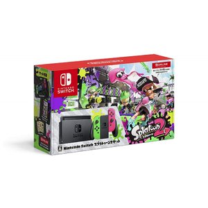 Nintendo Switch スプラトゥーン2セット (管理:463055)|collectionmall