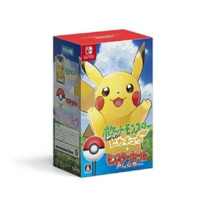 (Switch) ポケットモンスター Let's Go! ピカチュウ モンスターボール Plusセット (管理番号:381708)|collectionmall