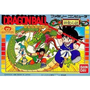 (FC) ドラゴンボール神龍の謎 (管理:9424) collectionmall