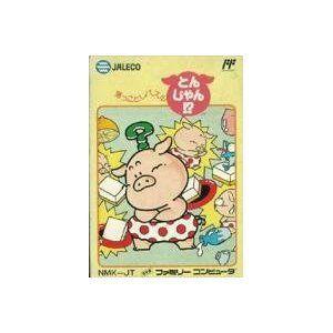 (FC) 落っことしパズルとんじゃん!? (管理:9345) collectionmall