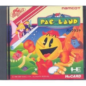 (PCエンジン) パックランド (管理:10551) collectionmall