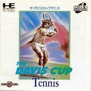(PCエンジン) ザ・デビスカップテニス (管理:10823) collectionmall