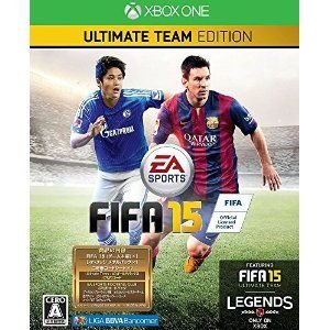 (XBOX ONE) FIFA 15 ULTIMATE TEAM EDITION (管理:430051)|collectionmall