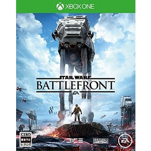 (XBOX ONE) Star Warsバトルフロント  (管理:430125)|collectionmall