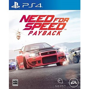 (PS4) ニード・フォー・スピード ペイバック (管理番号:405668) collectionmall