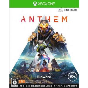 (XBOX ONE) Anthem(アンセム) (管理番号:430224)|collectionmall