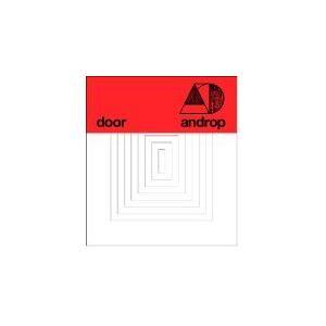 door(初回プレス分「8枚の扉」仕様) [CD] androp [管理:520867]
