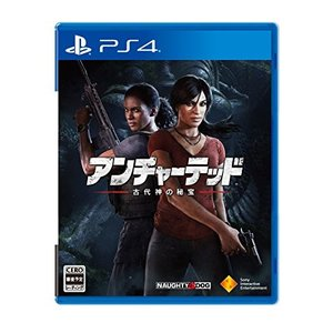 (PS4) アンチャーテッド 古代神の秘宝 (管理:405609)|collectionmall