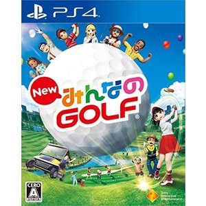 (PS4) New みんなのGOLF(管理:405595) collectionmall