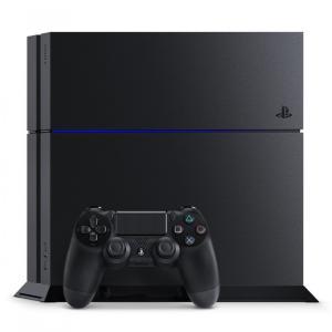 PS4 プレステ4 本体 ジェットブラック 500GB  (CUH-1200AB01)(管理:473017)※欠品あり