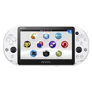 PS Vita Wi-Fiモデル グレイシャー・ホワイト(PCH-2000ZA22) (管理:470051)|collectionmall