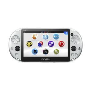 PS Vita 本体 Wi-Fiモデル シルバー (PCH-2000ZA25) (管理:470058)|collectionmall