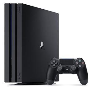PS4 Pro プロ 本体 ジェット・ブラック 1TB (CUH-7100BB01) ※USBケーブル欠品(管理:473038)|collectionmall