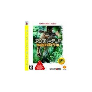 (PS3) アンチャーテッド エル・ドラドの秘宝 PLAYS...