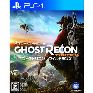 (PS4) ゴーストリコン ワイルドランズ  (管理:405472) collectionmall