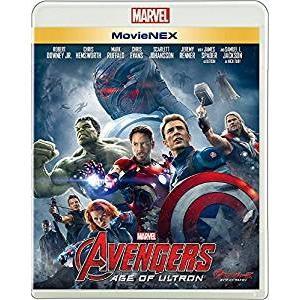 アベンジャーズ/エイジ・オブ・ウルトロン MovieNEX (ブルーレイ+DVD) (Blu-ray...