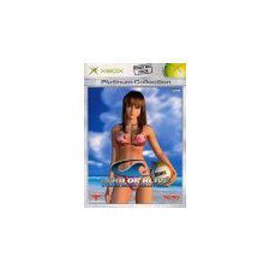 (XBOX) デッドオアアライブ Xtreme Beach Volleyball プラチナコレクション (管理:22154)|collectionmall