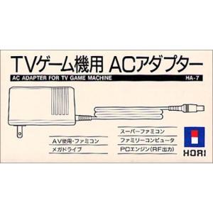 TVゲーム機用 ACアダプター HORI製 ファミコン/スーパーファミコン対応(管理:173)|collectionmall