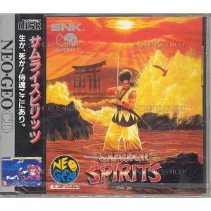 (NEOGEO) サムライ スピリッツ  (CD版) (管理:8172)|collectionmall