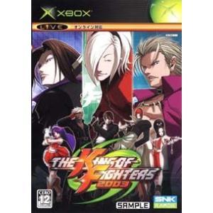 (XBOX) ザ・キング・オブ・ファイターズ2003 (管理:22264) collectionmall