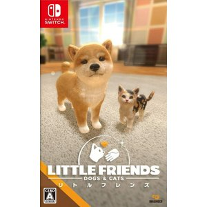 (Switch) LITTLE FRIENDS (リトルフレンズ) - DOGS & CATS (ド...
