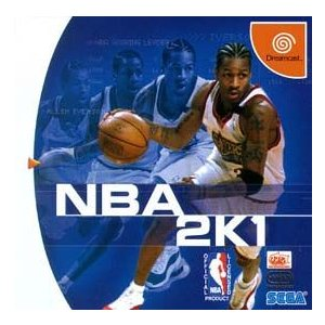 (DC) NBA 2K1 (バスケ (管理:14349)|collectionmall