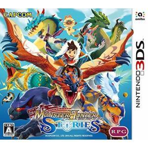 (3DS) モンスターハンター ストーリーズ (管理:410669)