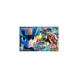 (GBA) ロックマンエグゼ4トーナメント ブルームーン (管理:47498)|collectionmall