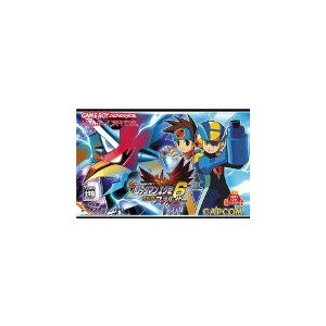 (GBA) ロックマンエグゼ6 電脳ファルザー (管理:47814)|collectionmall