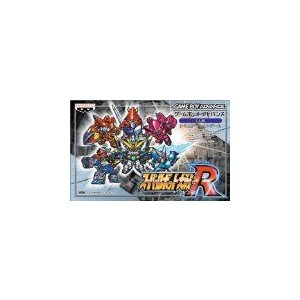 (GBA) スーパーロボット大戦R (管理:47247)|collectionmall