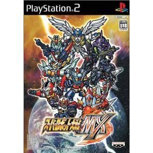 (PS2) スーパーロボット大戦MX(管理:41756)|collectionmall