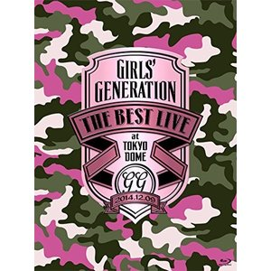 GIRLS' GENERATION THE BEST LIVE at TOKYO DOME(Blu-Ray) / 少女時代(管理:255603)|collectionmall