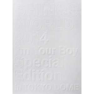 (Blu-ray)SHINee WORLD 2014~I'm Your Boy〜Special Edition in TOKYO DOME (初回生産限定盤)Blu-Ray(管理番号:281797) collectionmall