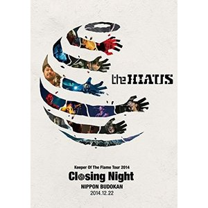 Keeper Of The Flame Tour 2014 Closing Night 日本武道館 2014.12.22(Blu-ray) / the HIATUS (管理:256342)|collectionmall